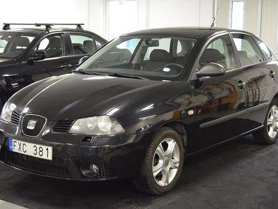begagnad Seat Ibiza 5-dörrar 1.4 86hk AUX -08