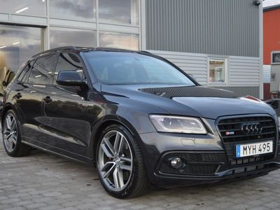 begagnad Audi SQ5 Plus 3.0 TDI V6 quattro 400hk