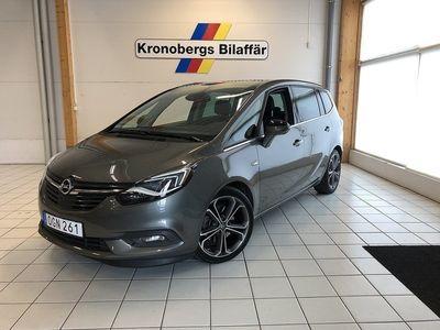begagnad Opel Zafira Tourer Business 2.0 CDTi 170 Hk Automat 7-sits