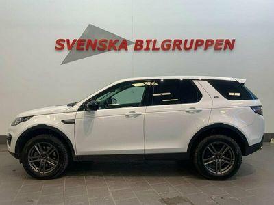 begagnad Land Rover Discovery Sport 2.0 TD4 4WD Aut 150hk Navi LM S+V