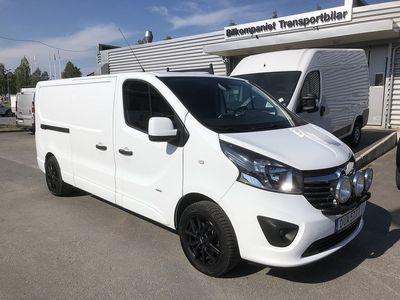 begagnad Opel Vivaro L2H1 140hk, Dieselvärmare -15
