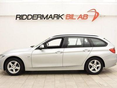 begagnad BMW 320 d xDrive Touring 184hk AUT / SPORTLINE