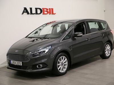 begagnad Ford S-MAX TDCi 180hk AWD Business