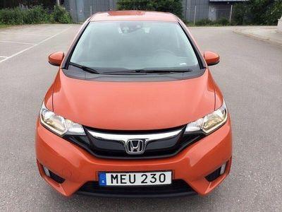 begagnad Honda Jazz Nyservad Nybesiktigad 1500kr/mån