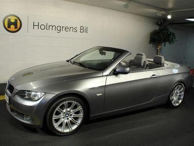 begagnad BMW 320 Cabriolet d E93 177Hk / / Comfort Paket / Hardtop