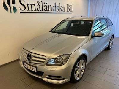 begagnad Mercedes C200 T CDI BlueEFFICIENCY 7G-Tronic Plus 136hk