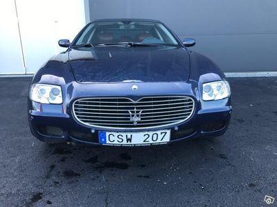 begagnad Maserati Quattroporte -04