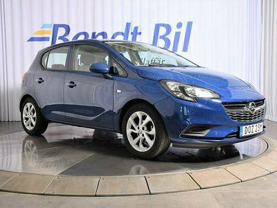 begagnad Opel Corsa 5-dörrar 1.4 Automat 90hk