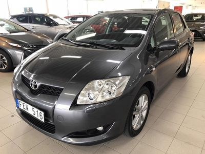 used Toyota Auris 1.6 Plus 5-D
