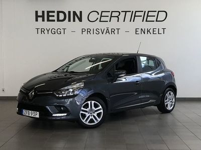 begagnad Renault Clio ZEN TCE 90 NAV/V-HJUL