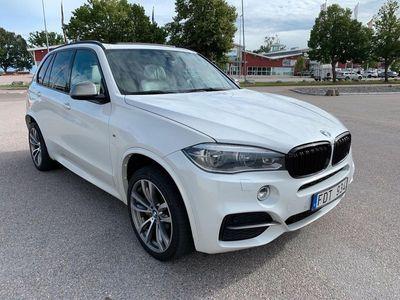 begagnad BMW X5 M50d M Sport 7-sits Pano H/K