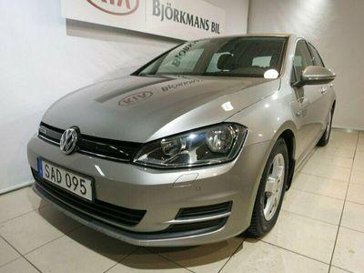 begagnad VW Golf 1.6 TDI. 110hk