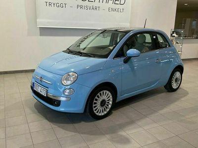 begagnad Fiat 500 1.2 Manuell, 69hk, 2013