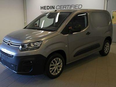 begagnad Citroën Berlingo EAT8 130hk New Business Webasto