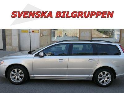 begagnad Volvo V70 D3 Aut Lastskydd S-V Alufälgar