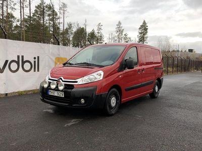 begagnad Citroën Jumpy 2.0III HDI Skåp 2012, Personbil 35 000 kr