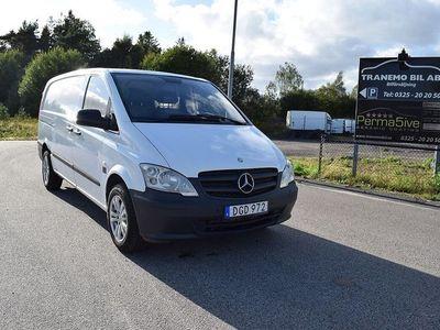 begagnad Mercedes Vito 113 CDI W639 (136hk)