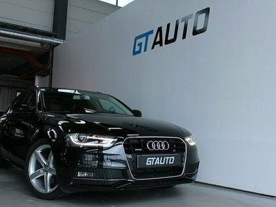 begagnad Audi A4 2.0 TDI S LINE QUATTRO PDC DRAG LÅGMILARE