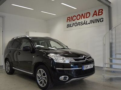 begagnad Citroën C-Crosser 2,2 7-SITS AWD EXCLUSIVE