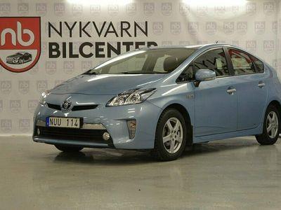 begagnad Toyota Prius Plug-in Hybrid 1.8 CVT 136hk