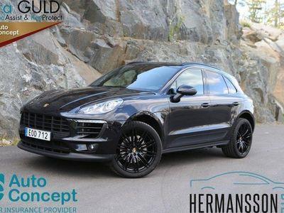 "begagnad Porsche Macan S Diesel 21"" Leasebar Drag EU6"