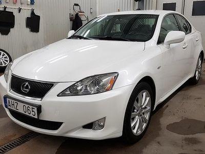 begagnad Lexus IS220d 220 d IS220 2.2 Vitmetallic 2008, Sedan 89 500 kr