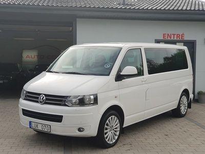 gebraucht VW Multivan Tdi DSG 4-Motion 7-sits -11