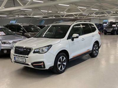 used Subaru Forester 2.0 4WD XS LÅG SKATT M-VÄRMARE
