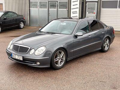 begagnad Mercedes E320 CDI 7G-Tronic 224hk