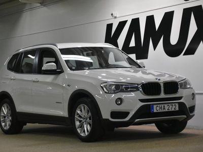 begagnad BMW X3 xDrive20d   Sport   Drag   S&V-Hjul (190hk)