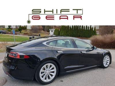 begagnad Tesla Model S 90D AWD PREMIUM AP Panorama 1äg