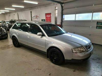 begagnad Audi A6 Avant 2.4 Ambition 136hk, Nybesiktad, Nyservad,Drag