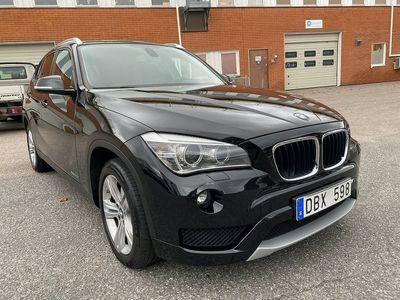 begagnad BMW X1 X1XDRIVE20D