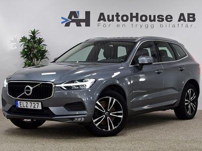 begagnad Volvo XC60 D4 AWD Advanced Edition Låg Skatt GPS BLIS Drag