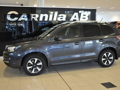 gebraucht Subaru Forester XE 2.0 4WD Lineartronic Euro -16