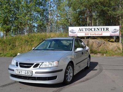 begagnad Saab 9-3 SportSedan 2.0 T Arc 175hk Nybesiktad