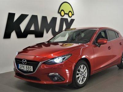begagnad Mazda 3 Sport 2.0 Navi S&V-Hjul (165hk)