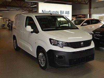 begagnad Peugeot Partner L1 PRO+ 130 AUT8 NORDIC PACK