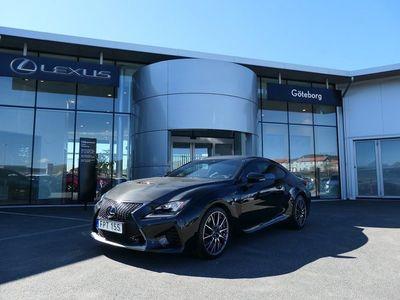 begagnad Lexus RC F Carbon 477hk TVD