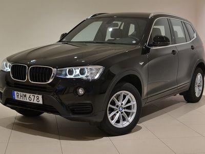 begagnad BMW X3 xDrive 20d Drag, Navigator