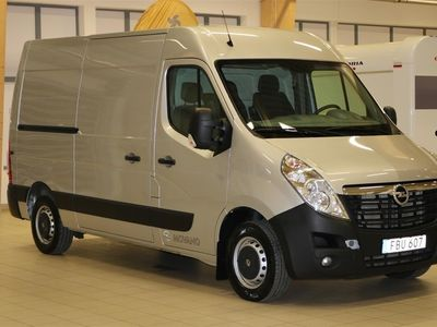 begagnad Opel Movano L2H2 2.3 145 Hk Biturbo