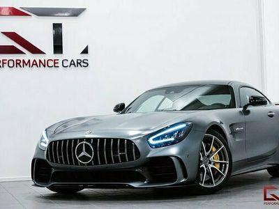 begagnad Mercedes AMG GT Benz R Carbon Designo Nybils 2019, Sportkupé Pris 1 545 000 kr