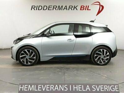 begagnad BMW i3 60 Ah REX Comfort Advanced Navi Skinn 2015, Halvkombi Pris 177 800 kr