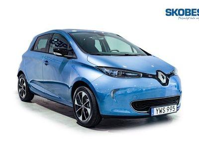 begagnad Renault Zoe 109 hk 41 kWh Intens batterihyra -18