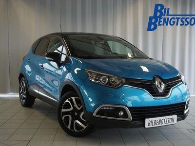 begagnad Renault Captur TCe 120 EDC Dynamique A 5-d II