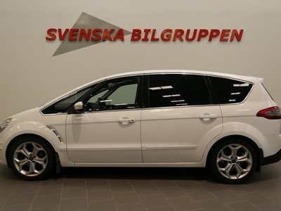used Ford S-MAX 2.2 TDCi Aut 7-sits Panorama Drag S+V hjul