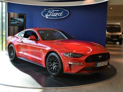 begagnad Ford Mustang GT 5.0 V8 Automat 450hk (CUSTOM PAKET 2, Tillverkad/Årsmodell 2020).