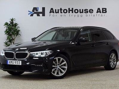 begagnad BMW 520 d Touring Sport Line GPS Connected