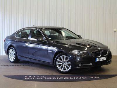 begagnad BMW 520 d xDrive Sedan Steptronic 190hk