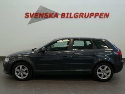 begagnad Audi A3 Sportback 1.6 TDI Aux